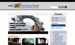 Aacc21stcenturycenter.org thumbnail