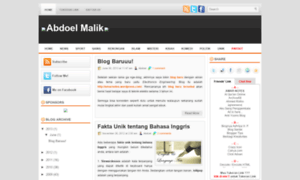 Abdoel-malik.blogspot.com thumbnail
