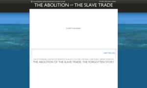 Abolition.nypl.org thumbnail