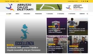 Abruzzocalciodilettanti.it thumbnail