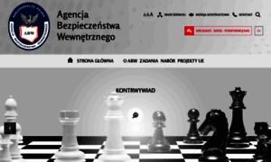 Abw.gov.pl thumbnail