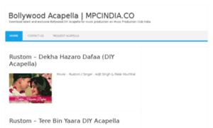 Acapella.mpcindia.co thumbnail