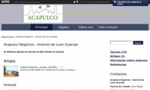 Acapulcoimoveis.negociol.com.br thumbnail