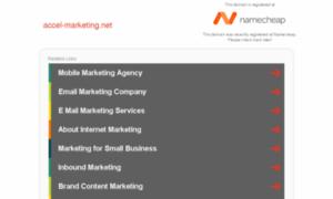 Accel-marketing.net thumbnail