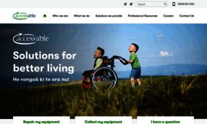 Accessable.co.nz thumbnail