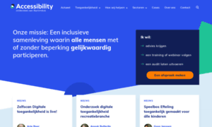 Accessibility.nl thumbnail