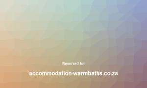 Accommodation-warmbaths.co.za thumbnail