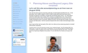 Accountplanning.net thumbnail