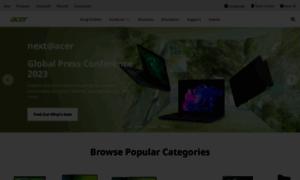 Acer.co.uk thumbnail