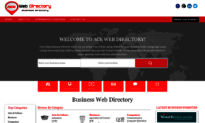 Acewebdirectory.com thumbnail