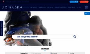 acibadem.com.tr - Acıbadem Sağlık Grubu