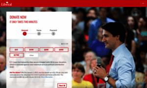 Action.liberal.ca thumbnail