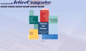 Activecomp.com thumbnail