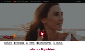 Adamare-singlereisen.de thumbnail