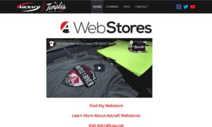 Adcraftwebstores.com thumbnail