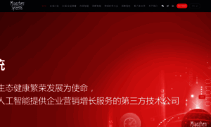 Admaster.com.cn thumbnail