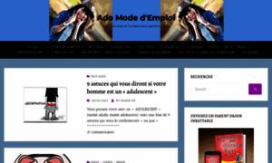 Ado-mode-demploi.fr thumbnail