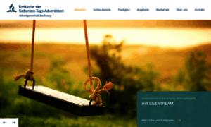 Adventgemeinde-backnang.de thumbnail