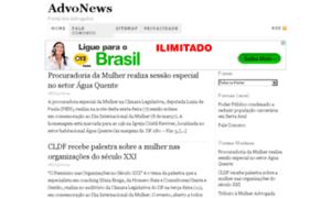 Advonews.com.br thumbnail