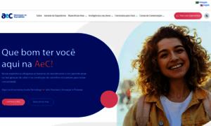 Aec.com.br thumbnail