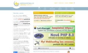 Aerohosting.cz thumbnail