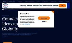 Afcea.org thumbnail