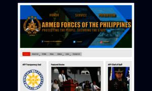 Afp.mil.ph thumbnail