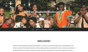 Africa.truman.edu thumbnail