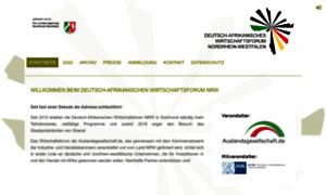 Afrika-wirtschaftsforum-nrw.de thumbnail