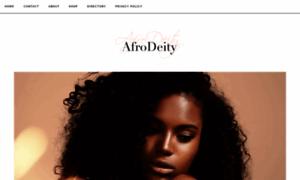Afrodeity.co.uk thumbnail
