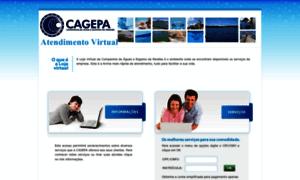 Agenciavirtualcagepa.gsan.com.br thumbnail