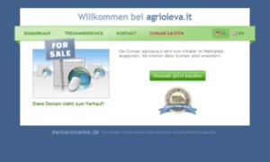 Agrioleva.it thumbnail