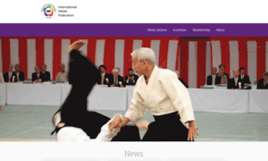Aikido-international.org thumbnail