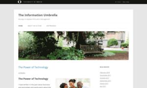 Aimblog.uoregon.edu thumbnail