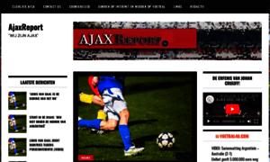 Ajaxreport.nl thumbnail