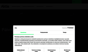 Aktia.fi thumbnail
