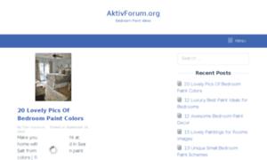 Aktivforum.org thumbnail