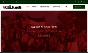 Al-awda.org thumbnail