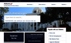 Alabama.gov thumbnail