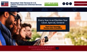 Alabama.overseasvotefoundation.org thumbnail