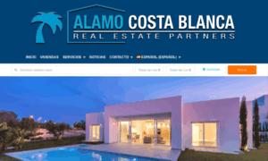 Alamo-costablanca.com thumbnail