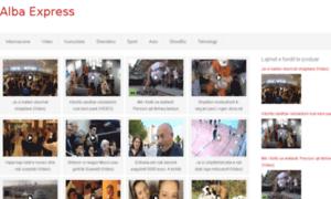 Albaexpress.org thumbnail