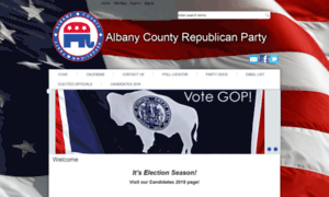 Albanycountyrepublicanparty.net thumbnail