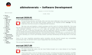 Albinoloverats.net thumbnail