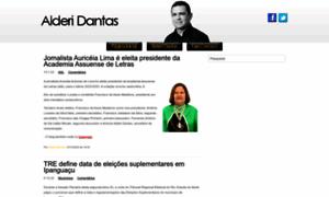 Alderidantas.com.br thumbnail
