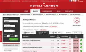 Aldwych.hotels-london.co.uk thumbnail