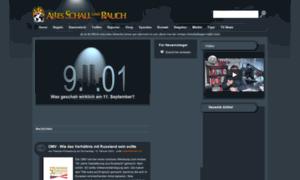 Alles-schallundrauch.blogspot.co.at thumbnail