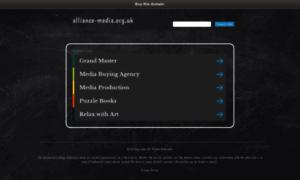 Alliance-media.org.uk thumbnail