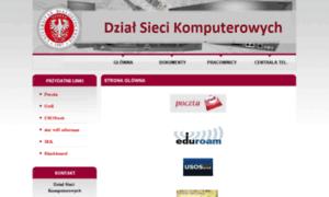 Alliance.uwb.edu.pl thumbnail