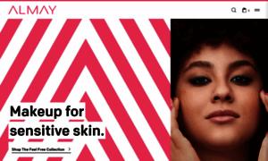 Almay.com thumbnail